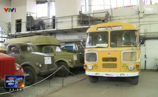 Thế giới ô tô thời Liên Xô - Phong cách sống một thời