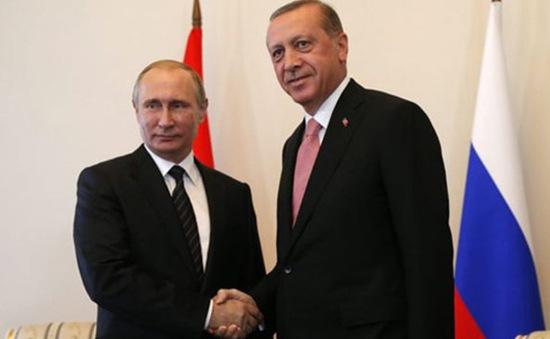 Nga và Thổ Nhĩ Kỳ khôi phục hợp tác trong nhiều lĩnh vực quan trọng
