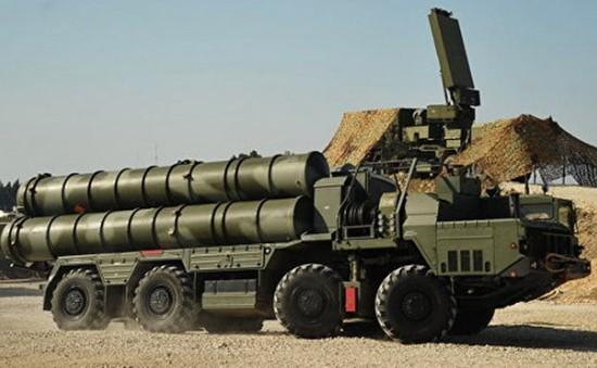 Nga triển khai hệ thống tên lửa S-400 tại Crimea