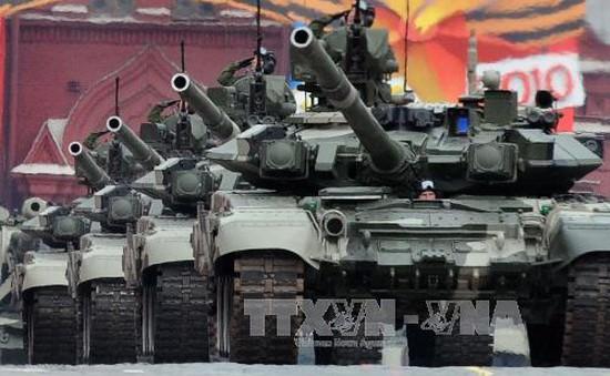 Nga đầu tư hơn 1.000 tỉ Ruble tăng cường năng lực quốc phòng