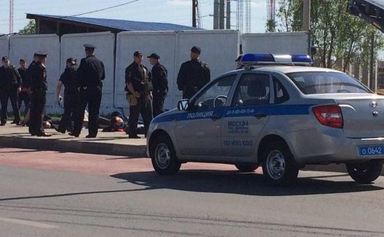 Nga: Hỗn chiến tại Moscow, ít nhất 3 người thiệt mạng