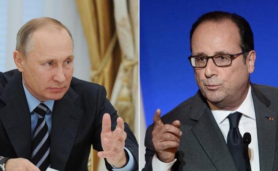Vì sao Tổng thống Nga Putin bất ngờ hủy chuyến thăm Pháp?