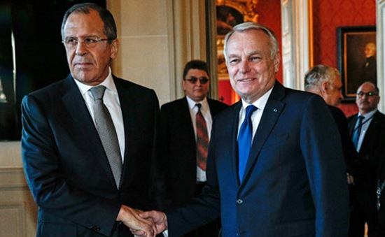 Nhóm Bộ tứ Normandy họp về Ukraine