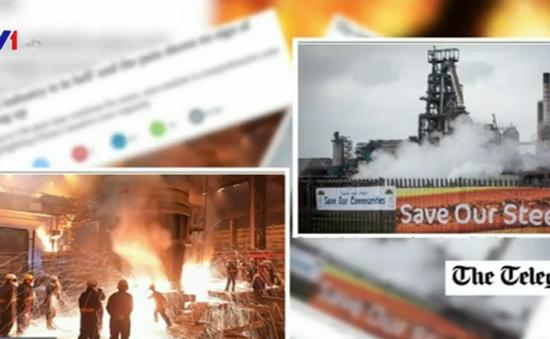 Khủng hoảng nghiêm trọng của ngành thép tại Anh mới chỉ bắt đầu