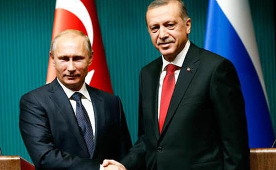 """Quan hệ Nga - Thổ Nhĩ Kỳ: Từ kẻ thù thành """"bạn thân mến"""""""