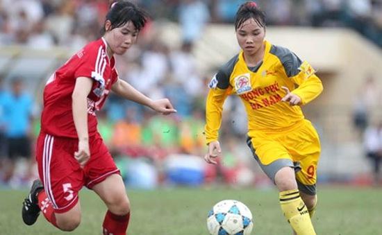 Than khoáng sản Việt Nam vươn lên đầu bảng U19 VĐQG