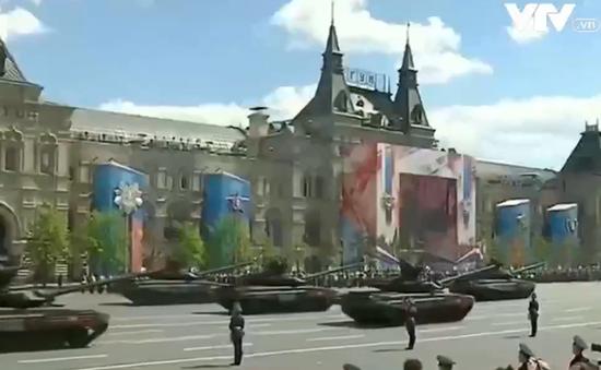 Hơn 600 hoạt động kỷ niệm 71 năm ngày Chiến thắng phát xít