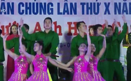 TT-Huế: Hơn 200 tiết mục nghệ thuật quần chúng chào mừng Quốc khánh 2/9