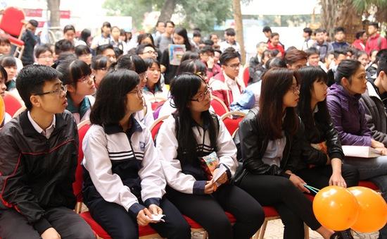 Phú Yên: Tỷ lệ học sinh đăng ký dự thi môn xã hội tăng
