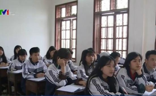 Gần 40% thí sinh tại Nghệ An không đăng ký xét tuyển Đại học