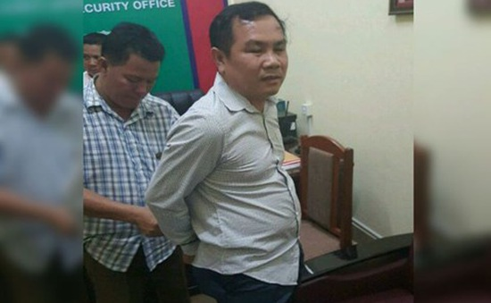 Campuchia bắt giữ nghị sỹ đối lập Um Sam An
