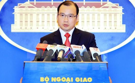 Việt Nam lên án vụ tấn công tại Jakarta, Indonesia
