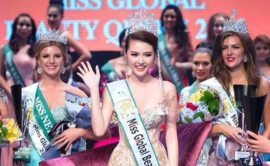 Cô gái Vũng Tàu đăng quang Nữ hoàng sắc đẹp toàn cầu 2016