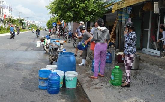 Khoan thêm 4 giếng nước ngầm cấp nước tại Rạch Giá
