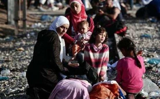 Macedonia cho phép 300 người di cư vượt qua biên giới từ Hy Lạp