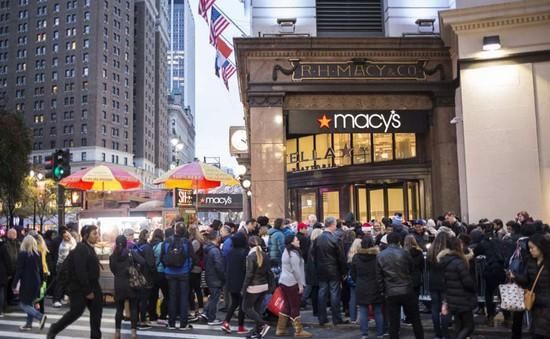 Doanh số bán lẻ tại Mỹ tăng mạnh trong dịp Black Friday