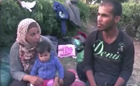 Nhiều người tị nạn tại Hy Lạp tìm cách rời khỏi EU