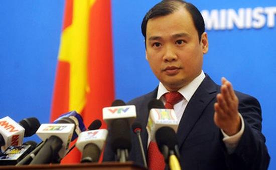 Việt Nam yêu cầu Trung Quốc rút giàn khoan Hải Dương 981 khỏi khu vực ngoài cửa Vịnh Bắc Bộ