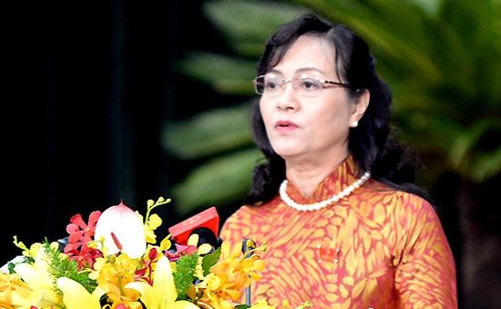 Bà Nguyễn Thị Quyết Tâm tái đắc cử Chủ tịch HĐND TP.HCM
