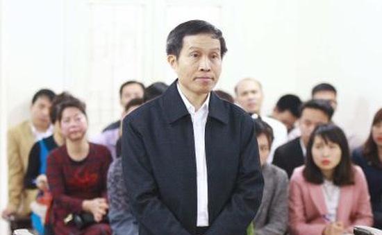 Bị cáo Nguyễn Hữu Vinh bị phạt 5 năm tù