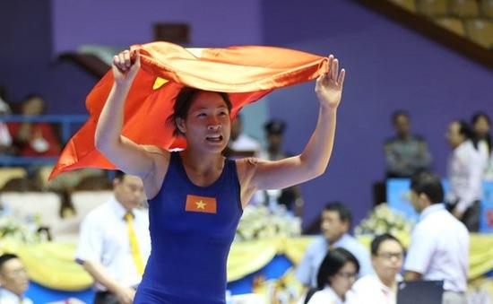 Đường đến Olympic Rio 2016 của đô vật Nguyễn Thị Lụa