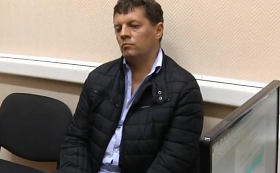 Nga bắt giữ nhà báo Ukraine vì tội gián điệp