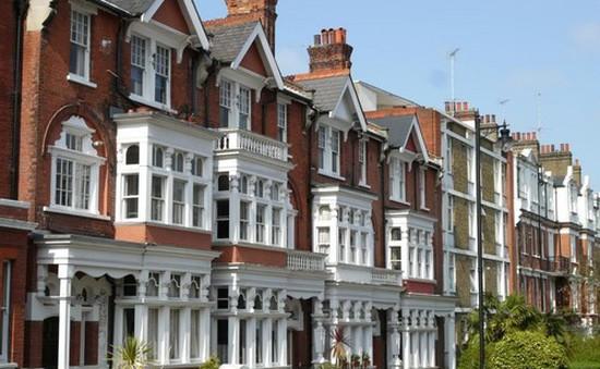 Giá nhà ở London rơi xuống mức thấp nhất trong 7 năm sau Brexit