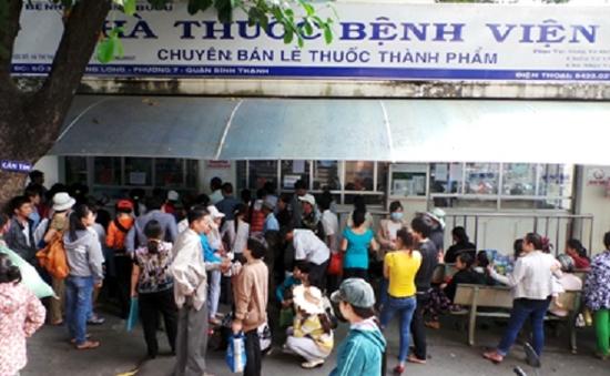 TP.HCM: Bệnh viện công được tự đấu thầu mua thuốc