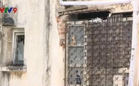 Người dân Khánh Hòa thấp thỏm sống trong nhà tập thể xuống cấp