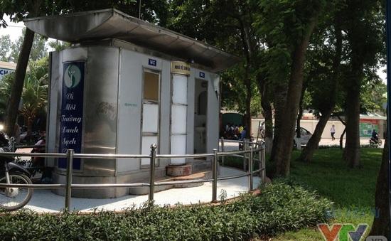Hà Nội sẽ triển khai dự án 1.000 nhà vệ sinh công cộng sau 2/9