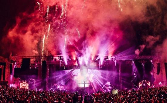 """""""Bữa tiệc"""" âm nhạc EDM lớn nhất tại Việt Nam"""
