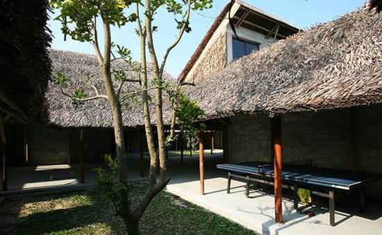 Nhà cộng đồng tại Việt Nam giảnh giải kiến trúc thế giới
