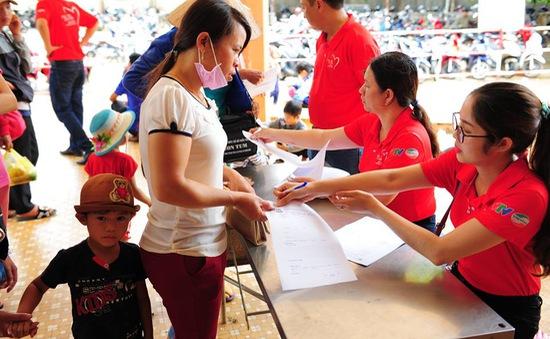 TTCE khám sàng lọc miễn phí cho trẻ em Trà Vinh