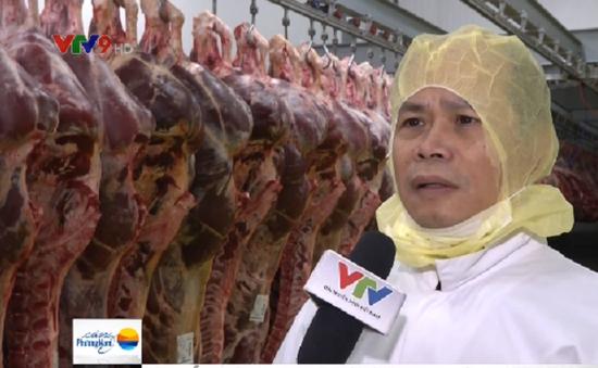 Châu Âu muốn tăng xuất khẩu thịt vào thị trường Việt Nam
