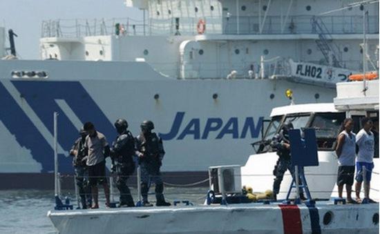 Nhật Bản, Philippines đàm phán chuyển giao tàu tuần tra biển
