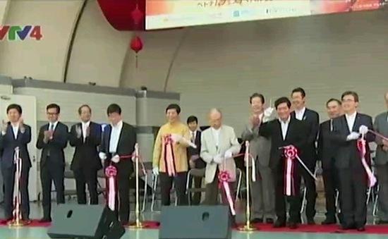 200.000 khách tham quan Lễ hội Việt Nam tại Nhật Bản