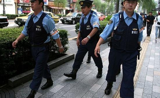 Nhật Bản lo ngại về nguy cơ khủng bố