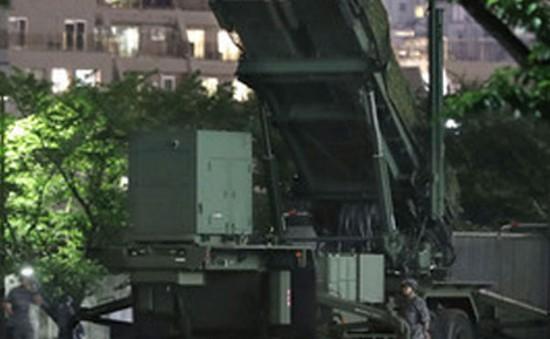 Quân đội Nhật Bản được đặt trong tình trạng báo động