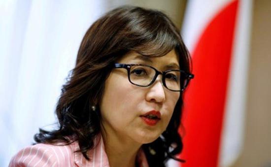 Nhật Bản có nữ Bộ trưởng Quốc phòng
