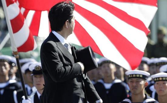 Thủ tướng Nhật Bản kêu gọi sửa đổi luật an ninh