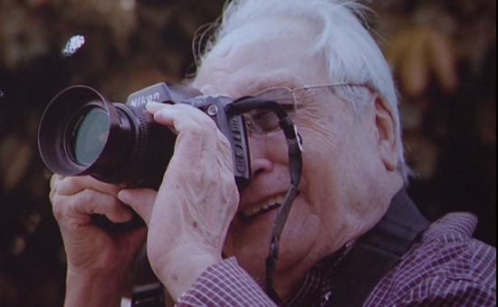 Tình yêu Hà Nội của nhiếp ảnh gia gần 100 tuổi