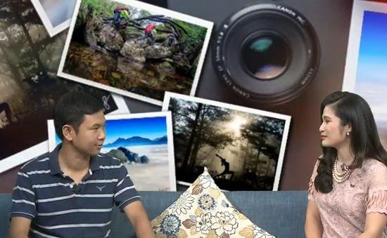Nhiếp ảnh gia Ngô Huy Hòa kể về niềm đam mê chụp ảnh