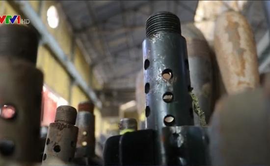 Phát hiện 2 nhà máy sản xuất vũ khí của IS tại Mosul, Iraq