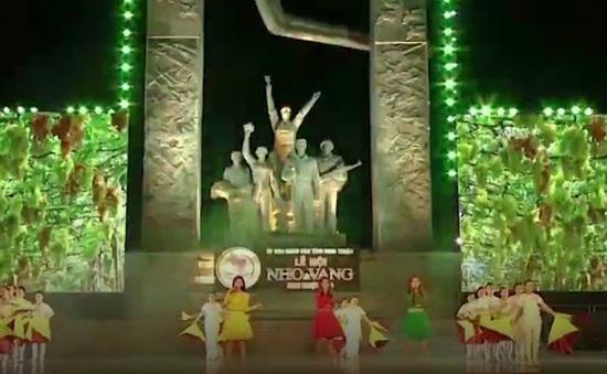 Ấn tượng lễ khai mạc Festival Nho và Vang Ninh Thuận 2016
