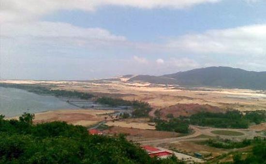 Bình Định chính thức dừng dự án lọc dầu 22 tỷ USD