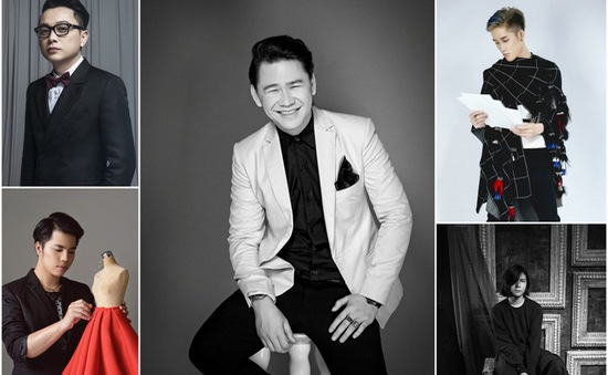 """Những """"ông hoàng"""" thiết kế Việt tại Tuần lễ thời trang quốc tế Việt Nam Thu - Đông 2016"""