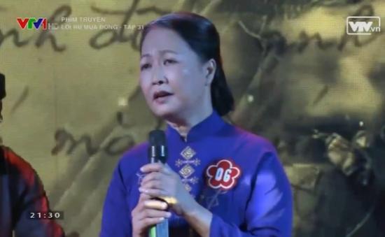 """Nghe lại giọng hát ngọt ngào của NSND Như Quỳnh trong tập cuối """"Lời ru mùa đông"""""""