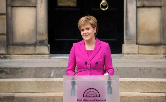 Đa số cử tri Scotland muốn tiếp tục ở lại Vương quốc Anh
