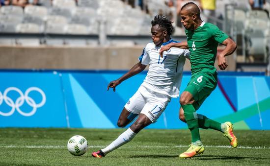 Olympic Nigeria giành huy chương đồng môn bóng đá nam Olympic Rio 2016