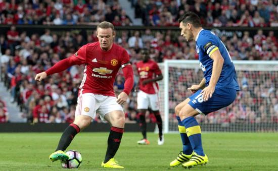 Mourinho nói gì về Rooney sau trận đấu tri ân tại Old Trafford?